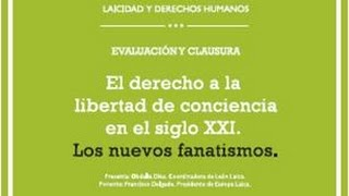 Derecho a la libertad de conciencia en el siglo XXI. León. Europa Laica