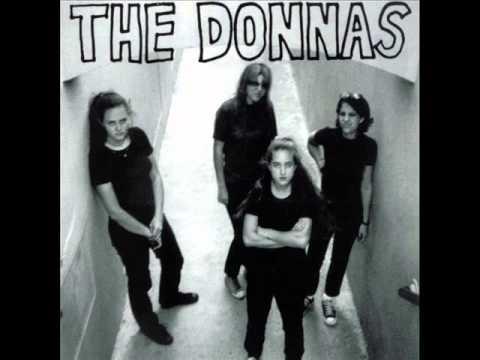 THE DONNAS - the donnas - FULL ALBUM