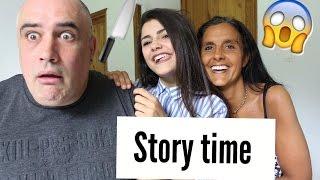 STORYTIME :  Mes parents vous racontent tout !