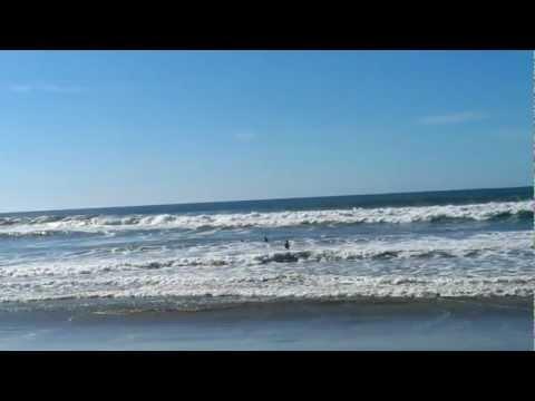 Pajaro Dunes, CA - nice breaks