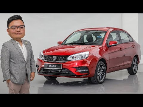 FIRST LOOK: 2019 Proton Saga Facelift – From RM32,800