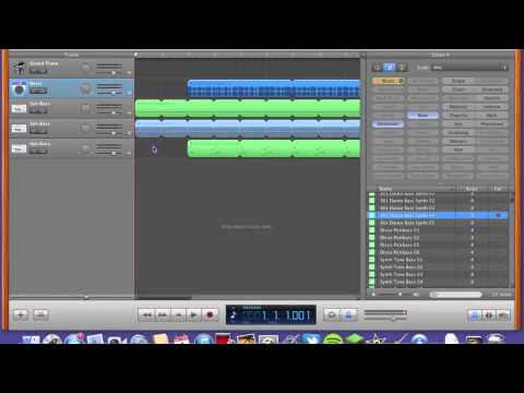 How to make a simple song in Garageband (Easy)