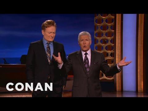 Alex Trebek Has Gone Insane: Trebek's Revenge
