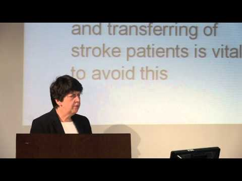Pain after stroke - Dr Christine McAlpine