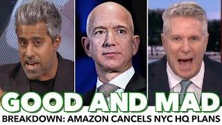 Amazon Cancels NYC HQ: MSNBC Blames AOC While Many Rejoice