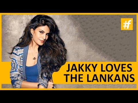 Jacqueline Fernandez is Crazy About Sri Lanka   #fame Bollywood