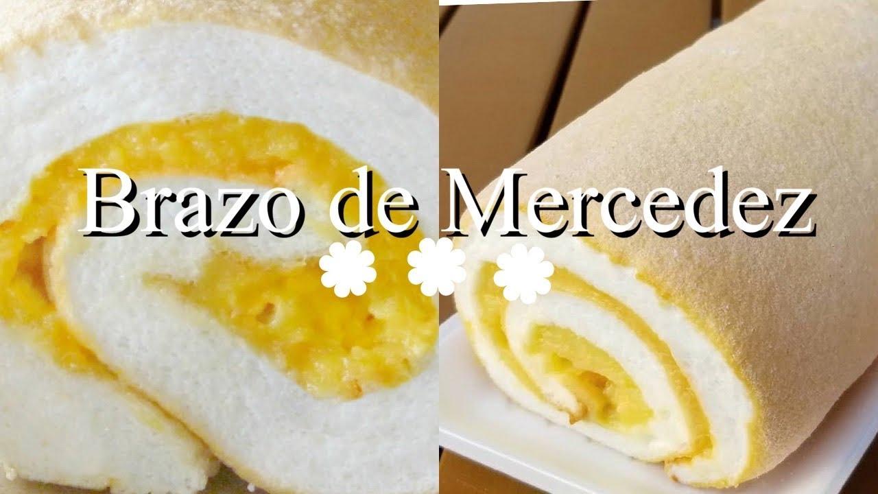 Brazo De Mercedez Brazo De Mercedez Ala Goldilocks How To Make Brazo De Mercedez Youtube