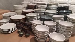 Сергей Наранович  / авторская керамика (керамика раку, посуда, чайные наборы)