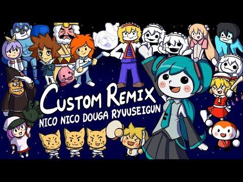 Rhythm Heaven Custom RemixNico Nico Douga Ryuuseigun