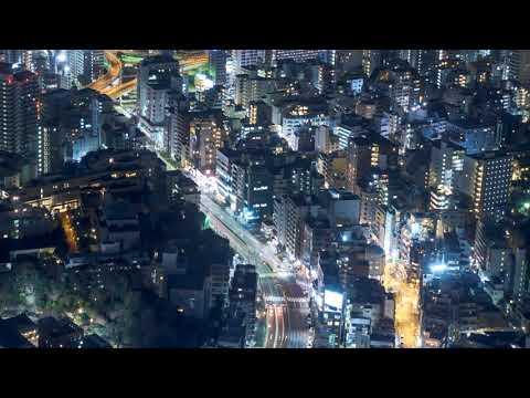 Hemodynamic - Tokyo night time lapse from the Mori Building