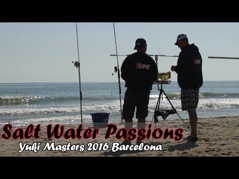 Yuki Masters 2016 Barcelona - Salt Water Passions - SWP