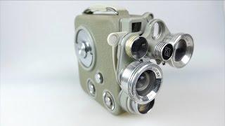 Eumig 8mm Camera