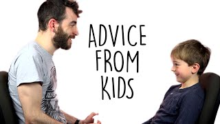 Kids Give Adults Advice on Dating