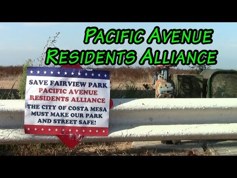 Pacific Avenue Residents Alliance