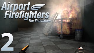 Airport Firefighters - The Simulation| Episode 2| Headache!