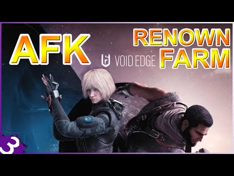 How To AFK Renown - Rainbow Six Siege