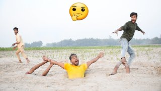 Must Watch Funny 😂😂 Video 2020 Comedy Video 2020 Episode-69 try to not lough By Bindas fun bd