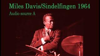Miles Davis- October 8, 1964 Sindelfingen (audio source A)