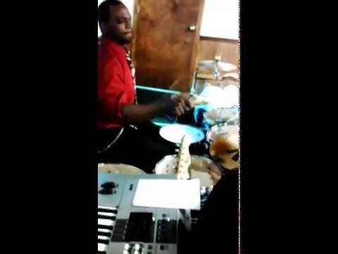 (Gabriel Bello) Biloxi Drummin with Jimmy Jay Band