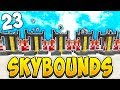 BREWING OVERPOWERED POTIONS | SKYBOUNDS S2 #23 (Minecraft Skyblock)
