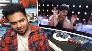 Thirumalai Nee Illai Naan Illai Song REACTION!   Vijay & Raghava Lawrence's Superhit Tamil Song!  48