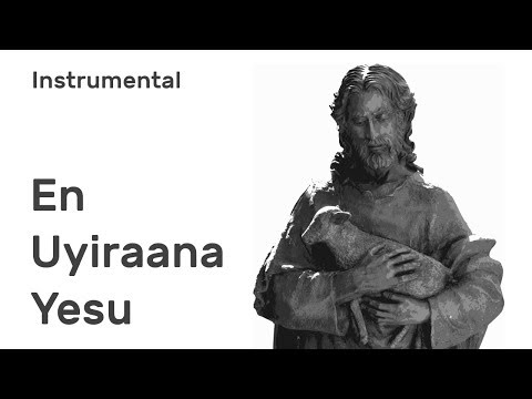 En Uyirana Yesu | Amazing Karaoke Instrumental Music