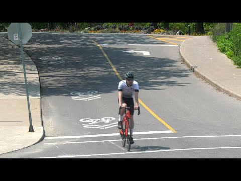 Cyclists are getting traffic tickets at Toronto's High Park