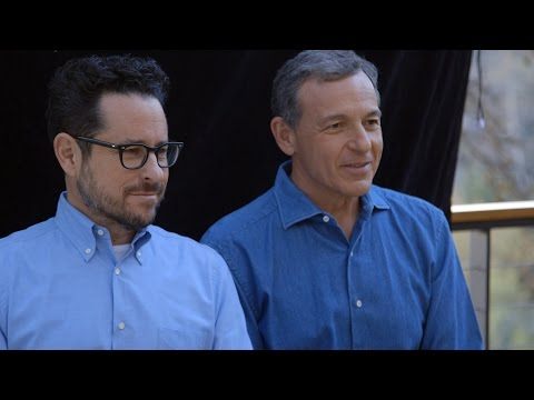 Disney CEO Shares Early Career Highlights With J.J. Abrams – Exclusive Interview