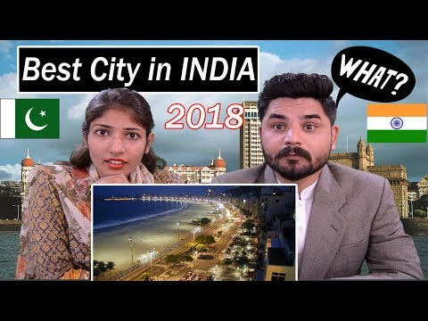 Pakistani Reacts To Indian Cities | Top 10 Best Cities In In