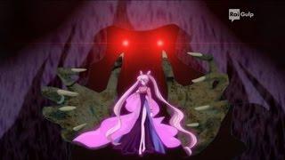 Sailor Moon Crystal - Rai Gulp - Black Lady - Chibiusa