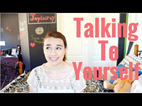 Ways People Talk to Themselves