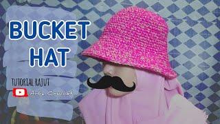 Download lagu TUTORIAL TOPI BUKET RAJUT    CROCHET BUCKET HAT TUTORIAL
