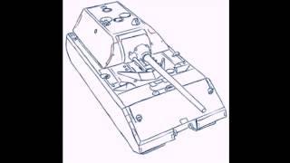 Рисуем <i>как нарисовать мультик про танки</i> танки