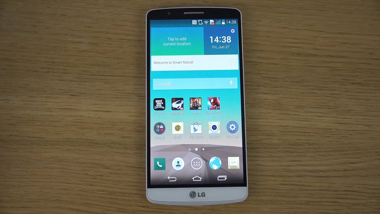 7489ed7ea35 How To Take LG G3 Screen Shot / Capture / Print Screen - YouTube