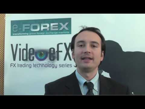 Push technology for FX trading