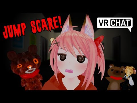 VRChat: INSANE HORROR MAP!!! Part 1 (Virtual Reality)