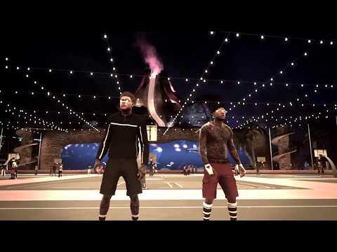 SSH MEMBER PULLS UP ON ME! SSH VS DF NBA 2K17 MYPARK GAMEPLAY