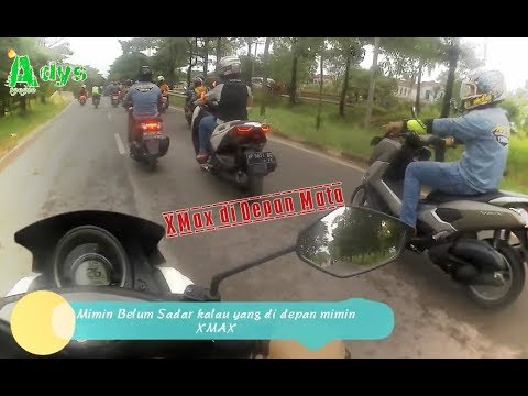 Yamaha XMAX 250cc di Depan Mata #yamahamaxidaybatam | Batam Motovlog (54)