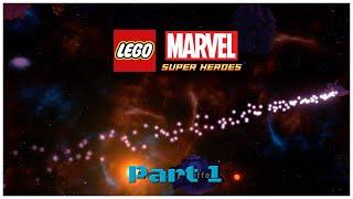 LEGO marvel super heroes Part 1