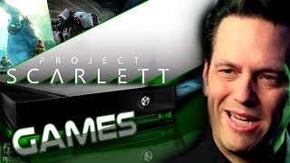 Microsoft Talks New Xbox Scarlett Games Generation | Reveals MULTIPLE New Secret Projects Coming