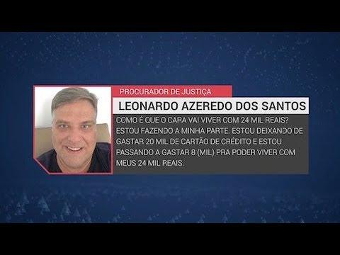 """Procurador de MG é flagrado reclamando de salário de R$ 24 mil: """"Miserê"""""""