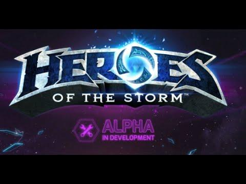 видео: Обзор heroes of the storm. Эпизод 1