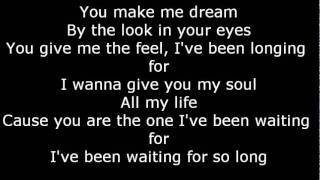 Scorpions-When you came into my life Lyrics