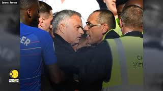 Jose Mourinho involves in touchline fight after Chelsea draw
