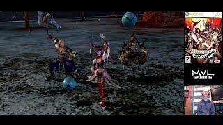 Warriors Orochi 2 - Free Mode (Xbox 360) Twitch LiveStream