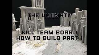 Baixar How To Build A Ultimate Kill Team Table ( Part 1) Planning Assembly And Ground Forming