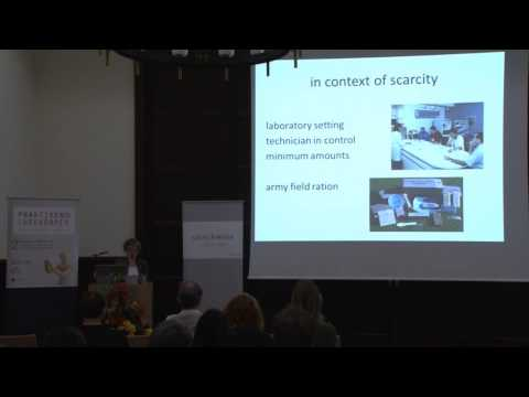 Georg Forster Lecture 2013 - Annemarie Mol