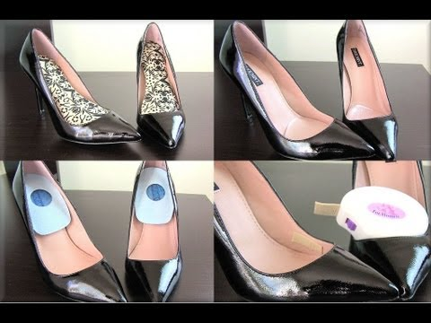 How to Make Walking in Heels Comfortable! 5 Easy Tips! - How To Make Walking In Heels Comfortable! 5 Easy Tips! - YouTube