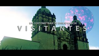 VISITANTES - Cortometraje de Ciencia Ficción en Español -- (sci-fi short film) - Emmy García 2021