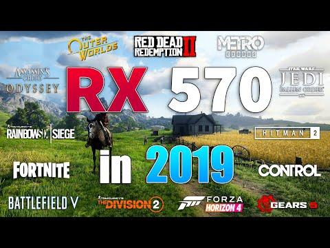 Radeon RX 570 In 2019 Ultra Settings 1080p